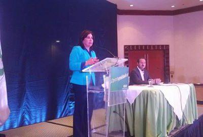 """Sandra Torres: """"La segunda vuelta la gano yo"""""""