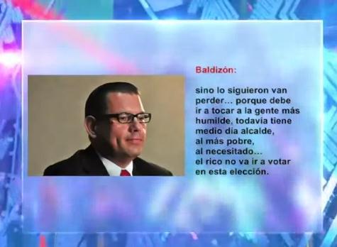 Segundo Audio Manuel Baldizon
