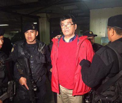 Arnoldo Medrano, alcalde de Chinautla Capturado por Lavado de Dinero