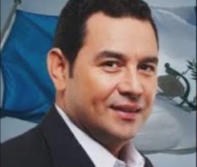 Corrido en Homenaje para Jimmy Morales el Nuevo Presidente