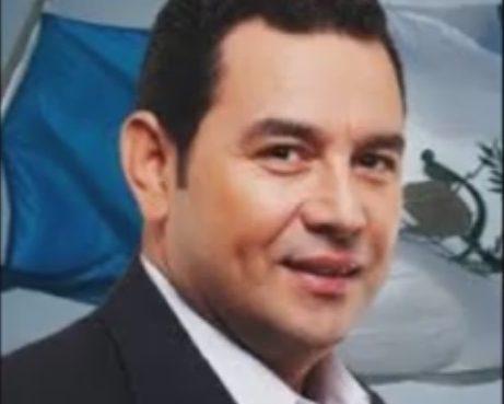 Corrido en Homenaje a Jimmy Morales