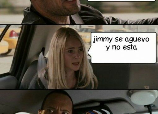 #MeEscondoComoJimmy