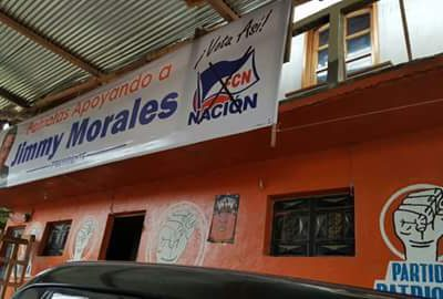 Porqué las sedes de Lider y PP sean ahora de FCN? Jimmy Morales Responde