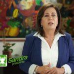 Sandra Torres Agradece a los guatemaltecos por su apoyo en estas Elecciones Generales de Guatemala 2015