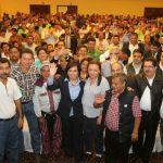 alianza UNE y alcaldes