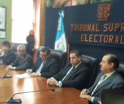 Diputados Electos No Podrán Asumir su Cargo según anunció el TSE
