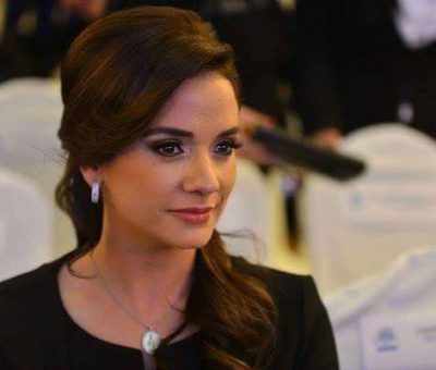 Stella Alonzo jefa de Bancada del Partido Patriota
