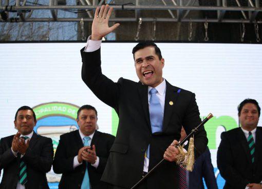 Neto Bran Alcalde de Mixco