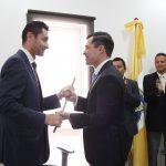 Neto Bran el nuevo Alcalde de Mixco