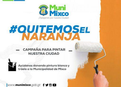 #QuitemosElNaranja