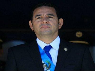 Presidente Jimmy Morales presenta Plan de Gobierno 4 meses después de asumir el cargo
