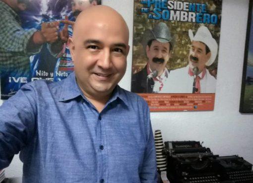 Sammy Morales se quita el pelo para no parecerse a su hermano