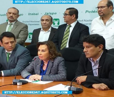 """VIDEO: Sandra Torres dice """"Señora Thelma Aldana yo le digo usted es una corrupta yo sé que usted está detrás de todo esto"""""""