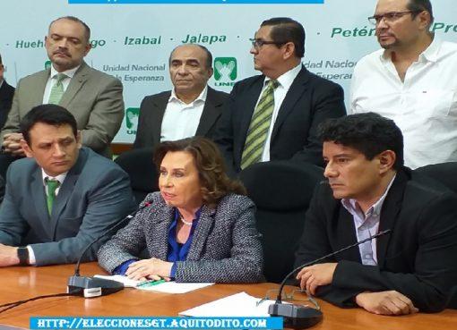"""Sandra Torres dice """"Señora Thelma Aldana yo le digo usted es una corrupta"""