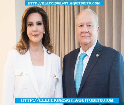 CSJ Otorga Amparo a Zury Ríos que podrá inscribirse como Candidata Presidencial Elecciones 2019
