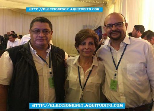 Manfredo Marroquín y Oscar Morales para las Elecciones 2019
