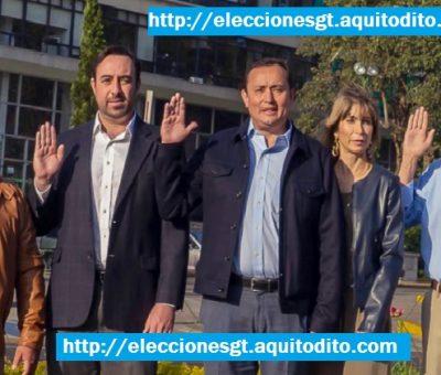 Roberto González es Proclamado Candidato a Alcalde de Guatemala con el Partido Creo Elecciones 2019