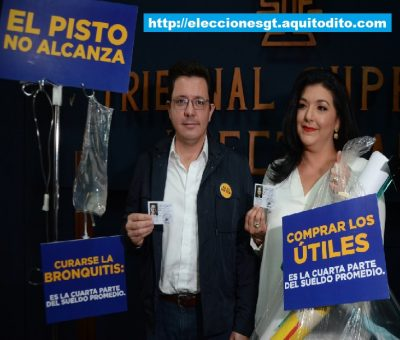 ENTREVISTA: Julio Héctor Estrada Candidato Presidencial por el Partido Compromiso Renovación y Orden (Creo) Elecciones 2019