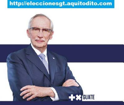 ENTREVISTA: Edmond Mulet Candidato Presidencial por el Partido Humanista Elecciones 2019