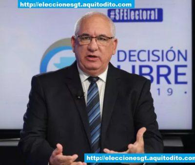 ENTREVISTA: Isaac Farchi Candidato Presidencial del Partido Visión con Valores Elecciones 2019